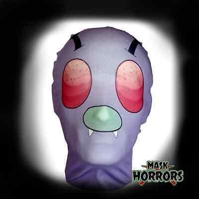 Doe Kostüm Halloween (Butterfree Mask - Pokemon GO Carterpie - Cosplay - Comic Con - Halloween Costume)