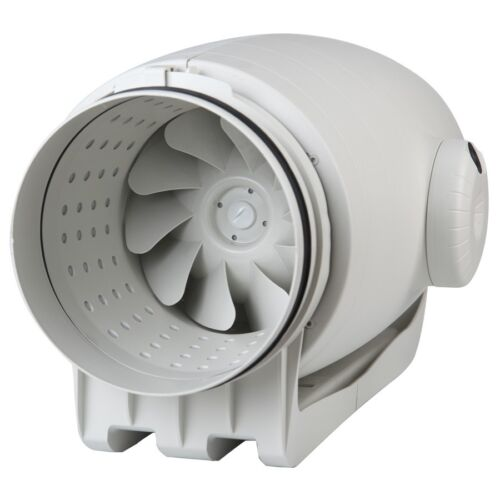 Soler and Palau TD 500/150 Silent In-line mixed flow duct fans ultra-quiet