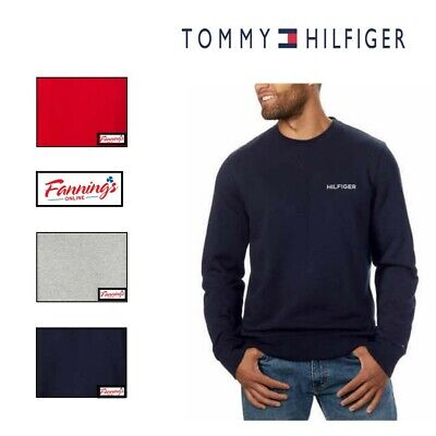 SALE! Tommy Hilfiger Men's Long Sleeve Crew Sweatshirt VARIETY Size & Color! B32