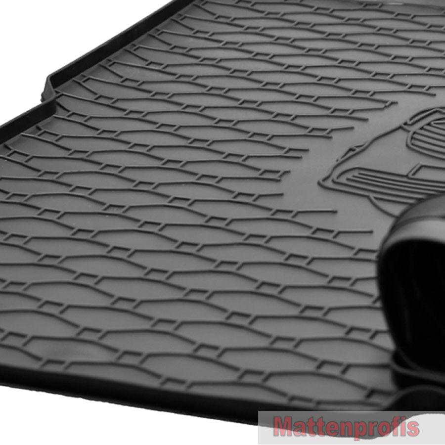 Gummi Kofferraumwanne Set für VW Passat 3G B8 Limo ab Bj.2014 GKK Gummimatten