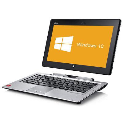 Fujitsu STYLISTIC Q702 Tablet PC Core i3 2x 1,8GHz 4GB RAM 128GB SSD HD Webcam 1,8 Ghz Notebook
