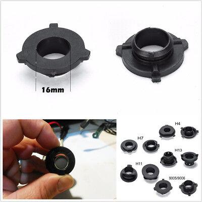 10 Pcs LED Socket Adaptor Bulb Holder Car S2 9005/9006 LED Headlight Base Kit