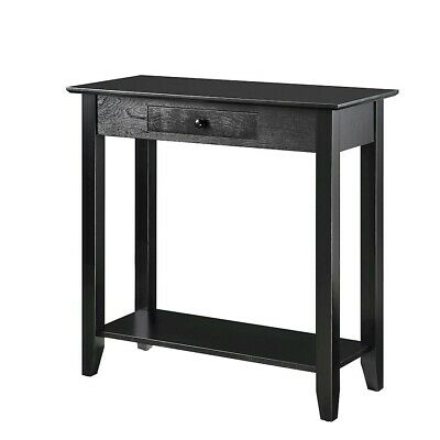Convenience Concepts American Heritage Hall Table, Black - 8013081-BL for sale  Shipping to South Africa