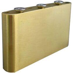 Callaham Brass American Standard Trem Block - Specialty Guitars Exclusive