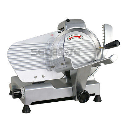 Electric Meat Slicer 10 Blade Home Deli Meat Food Slicer Premium Home Kitchen