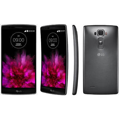 LG G Flex2 H950 32GB Unlocked Platinum Silver 4G LTE GSM SmartPhone New Other