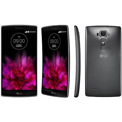 LG G Flex2 H950 32GB Unlocked Platinum Silver 4G LTE GSM SmartPhone - SRB