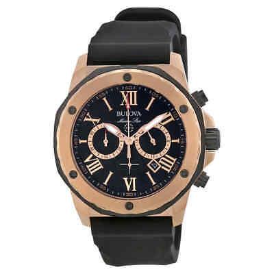 Bulova Marine Star Men's Watch 98B104