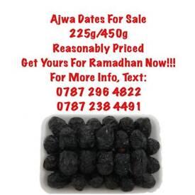 High Quality Ajwa Dates 450g