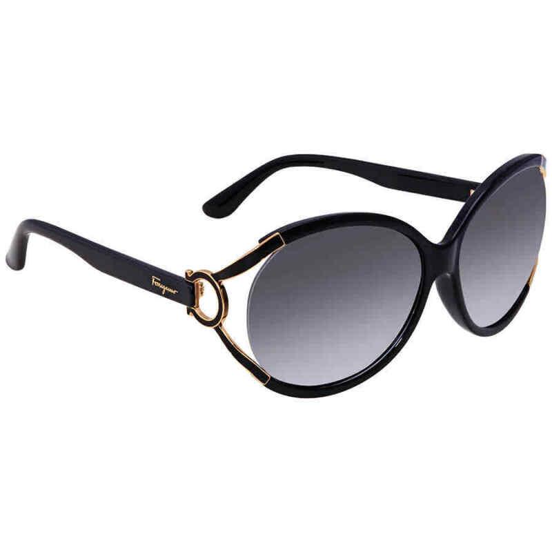 Ferragamo-Grey-Gradient-Round-Ladies-Sunglasses-SF600S-001-61-SF600S-001-61