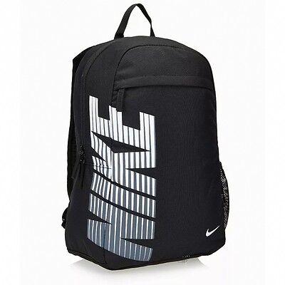 New NIKE CLASSIC  SAND BACKPACK/rucksack/school bag/gym bag/travel/unisex/black