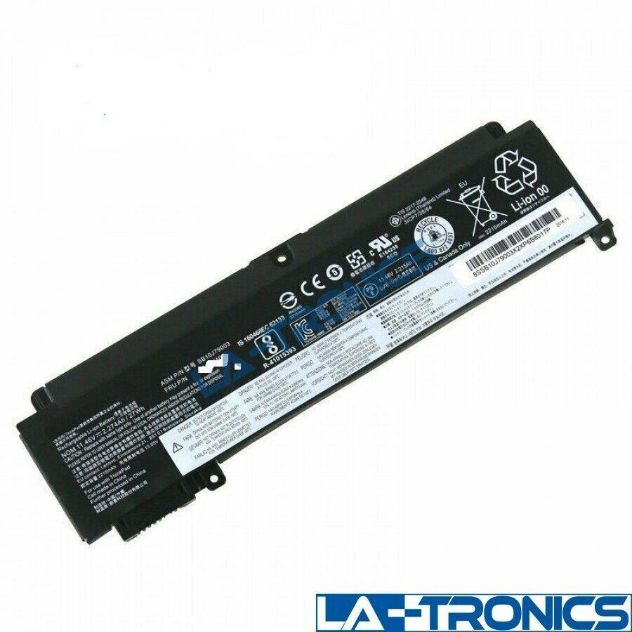 Genuine 00HW024 00HW025 01AV405 01AV406 Battery For Lenovo ThinkPad T460s T470s