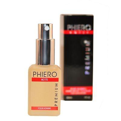 - Phiero Premium Homme Man eau de cologne 30ml phéromones  intensément virile sex+
