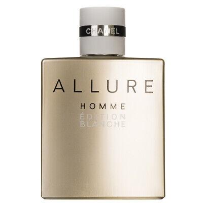 Chanel ALLURE homme EDITION BLANCHE 100 ml edp . ORIGINALE 100% +...