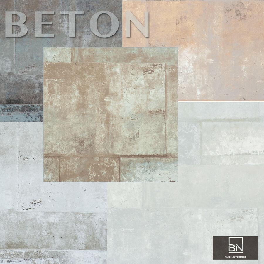 Купить bn tapete - beton optik - in verschiedenen на ebay.de из