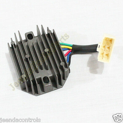 New 12V Voltage Regulator For Yanmar Tractor YM180 YM186 YM187 YM220 YM1601