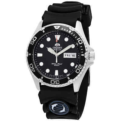 Orient Ray II Automatic Black Dial Men's Watch FAA02007B9