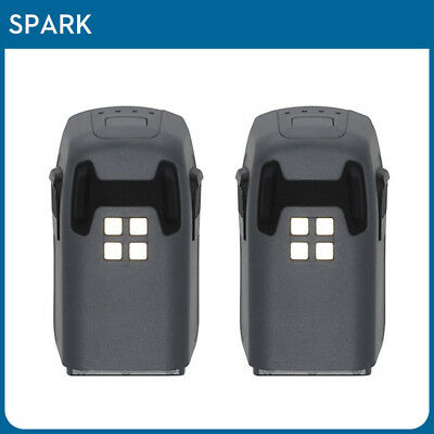 Original DJI Spark Drone Intelligent Flight Battery 1480mAh 11.4V Batteries,2PCS