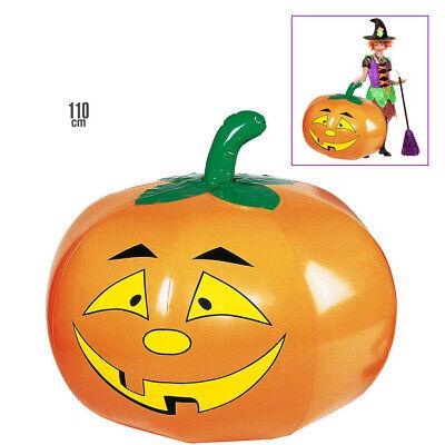 AUFBLASBARER RIESEN KÜRBIS Halloween Karneval Party Kostüm Deko Zubehör # 2384