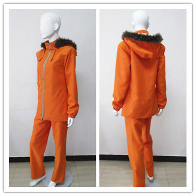 South Park Kenny Uniform Outfit Cosplay Costume Custom Made