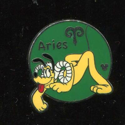 Hidden Mickey Series Zodiac Collection Aries Pluto Disney Pin 88690