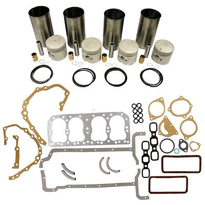 Ford Basic Engine Overhaul Kit 8N 9N 2N .040 Thick (Basic Engine Kit)