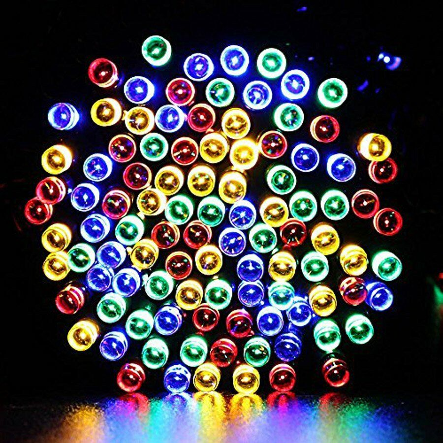 100 String Light Multi-Color