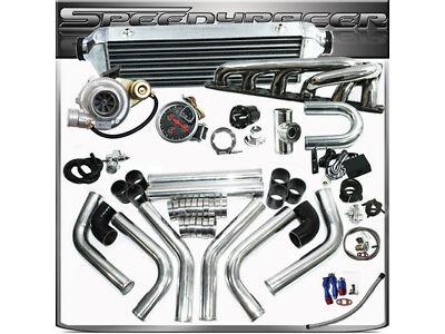 14pcs BMW 323IS 325IS 328IS E36 E46 M50 T04E T3/T4C Turbo Kit With EMUSA Turbo