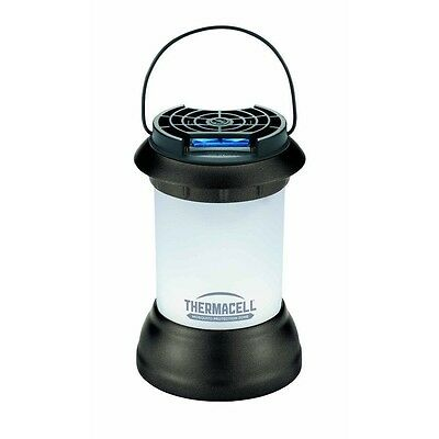 Thermacell Patio Protection Mosquito Repellent Lantern-Ambient Light- 15x15 Zone NEW