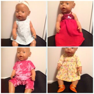 Baby Born doll clothes Mango Hill Pine Rivers Area Preview