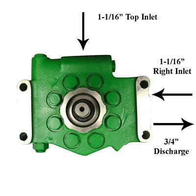 Hydraulic Pump John Deere 2755 2355 2020 2030 2350 2040 2555 2750 2550 1020