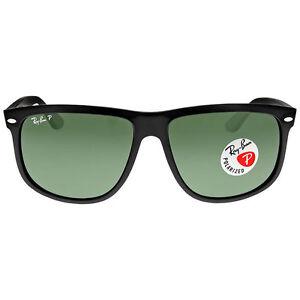 Buy Ray-Ban RB4147 601 58 60mm Green Polarized Lens Black Plastic ... 344c5636cd19