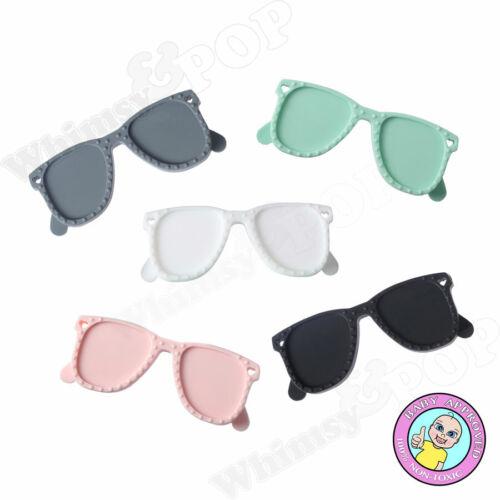 Sunglassers Teether Food Grade Silicone Baby Safe Pendant Sensory Teethers
