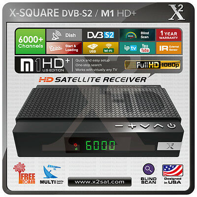 X2 M1 HD FTA DVB-S2 PVR Mini HD Satellite Receiver - 2018 Version for sale  Shipping to South Africa