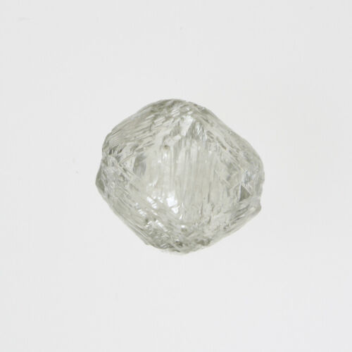 Exquisite White G Color 1.07 Carat VS2 Clarity Charming Natural Rough Diamond
