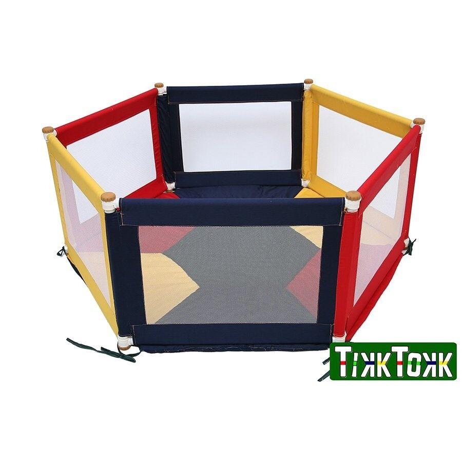 Tikk-tokk playpen. Very good condition