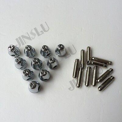 Electrode Tip 10pk Each Supercut 50p Pilot Arc 50amp Plasma Cutter Everlast 60a
