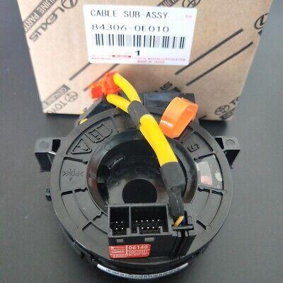 OEM 84306-48030 84306-0E010 Air Bag Spiral Cable Clockspring for TOYOTA & LEXUS comprar usado  Enviando para Brazil