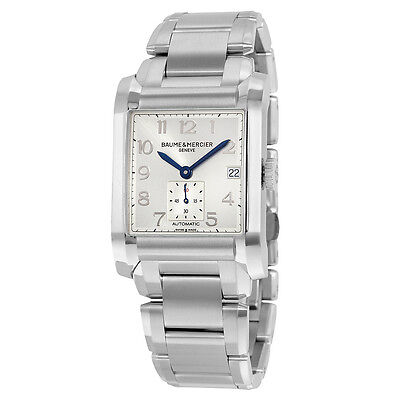 Baume and Mercier Hampton Automatic Mens Watch MOA10047