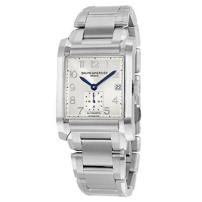 Baume and Mercier Hampton Automatic Mens Watch MOA10047