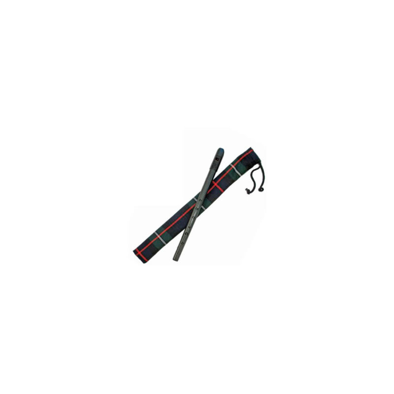 Carbony Celtic Winds Quiet High Carbon Fiber Whistle in D , New!