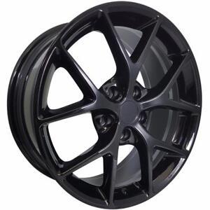 winter alloys Mercedes Benz C450 C43 Winter Tires C400 C300 C350 18x8 5x112 et32 +66.6