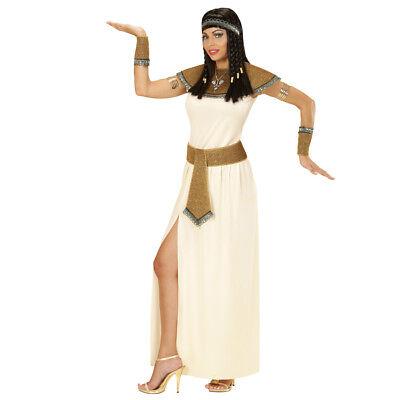 CLEOPATRA DAMEN KOSTÜM # Karneval Ägypter Kleopatra Pharaonin Königin Kleid 6770