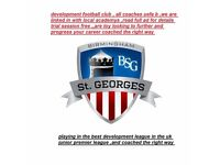 bham st georges play in the jpl want players u7-u9s asap and 10-15 looking to add players