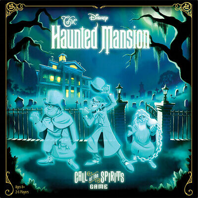 Disney The Haunted Mansion – Call of The Spirits