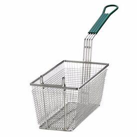 Heavy Duty Pitco Rectangular Professional Fry Basket