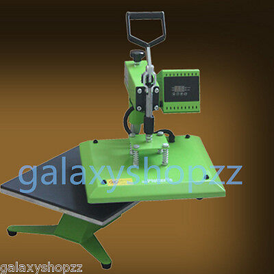 16x24 Digital Manual T-shirt Heat Press Machine