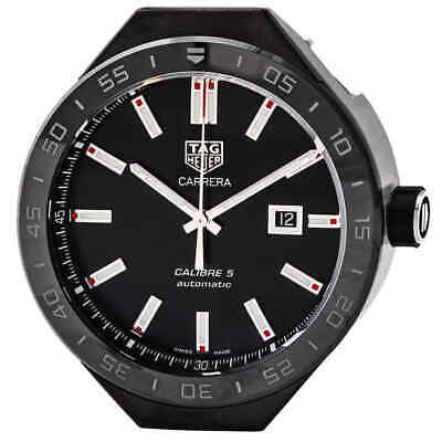 Tag Heuer CONNECTED CALIBRE 5 Automatic Black Dial Men's Watch Head AWBF2A80