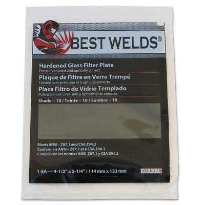 Welding Helmet Glass Filter Lens Plate 4-12 X 5-14 Shade 11 3pack