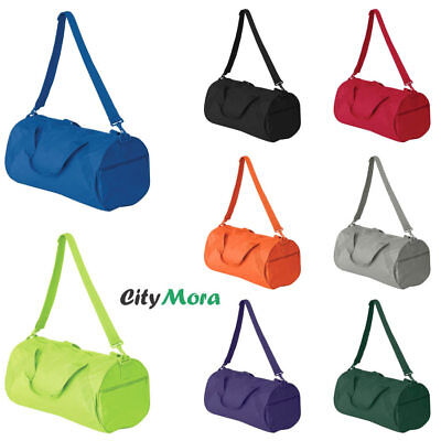 Small Duffle Gym Bag (NEW - Liberty Bags Recycled Small Duffle Gym Bag 8 COLORS - 8805)